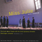 Cover for Ned Rorem: Miss Julie