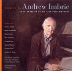 Cover for Tribute to Andrew Imbrie