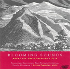Cover for Blooming Sounds