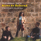 Cover for Jorge Liderman: Aires de Sefarad