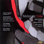 Cover for Midnight Tolls