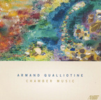 Cover for Armand Qualliotine: Chamber Music