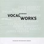 Cover for Charles Wuorinen: Vocal Works