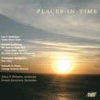 Cover for Places in Time