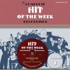 Cover for Complete Hit of the Week Recordings, Vol. 1 (1930)