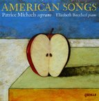 Cover for Patrice Michaels: American Songs