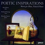 Cover for Poetic Inspirations