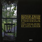 Cover for Lita Grier: Vocal Music