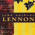 Cover for Music of John Anthony Lennon