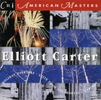 Cover for Music of Elliott Carter