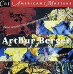 Cover for Music of Arthur Berger