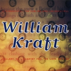 Cover for Music of William Kraft
