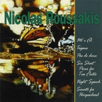 Cover for Nicolas Roussakis: Chamber & Solo Works