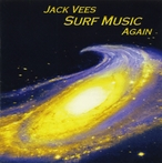 Cover for Jack Vees: Surf Music Again