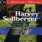 Cover for Music of Harvey Sollberger