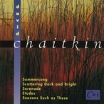 Cover for Music of David Chaitkin