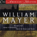 Cover for Music of William Mayer