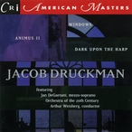 Cover for Music of Jacob Druckman