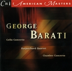 Cover for Music of George Barati
