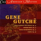 Cover for Music of Gene Gutchë