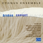 Cover for Broken Consort