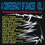 Cover for A Confederacy of Dances Vol. I