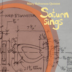 Cover for Mary Halvorson Quintet: Saturn Sings