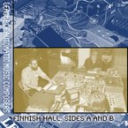 Cover for Finnish Hall: Sides A and B