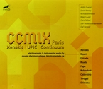 Cover for Ccmix Paris