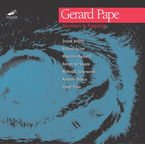 Cover for Gerard Pape: Ascension To Purgatory