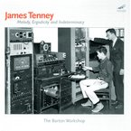 Cover for James Tenney: Melody, Ergodicity and Indeterminacy