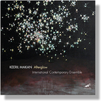 Cover for Keeril Makan: Afterglow