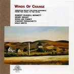 Cover for Winds Of Change: American Music For Wind Ensemble From The 1950s To The 1970s