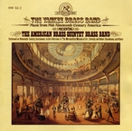 Cover for The Yankee Brass Band: Music from Mid-Nineteenth Century America