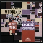 Cover for Charles Wuorinen: Chamber Works