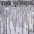 Cover for Charles Wuorinen: The Winds