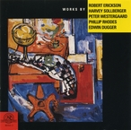 Cover for Works by Erickson, Sollberger, Rhodes, Dugger, and Wester