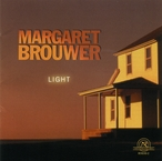 Cover for Margaret Brouwer: Light