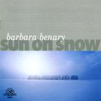 Cover for Barbara Benary: Sun On Snow