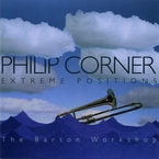 Cover for Philip Corner: Extreme Positions