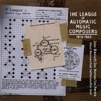 Cover for League of Automatic Music Composers 1978-1983