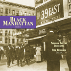 Cover for Black Manhattan, Vol. 3