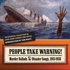 Cover for People Take Warning!